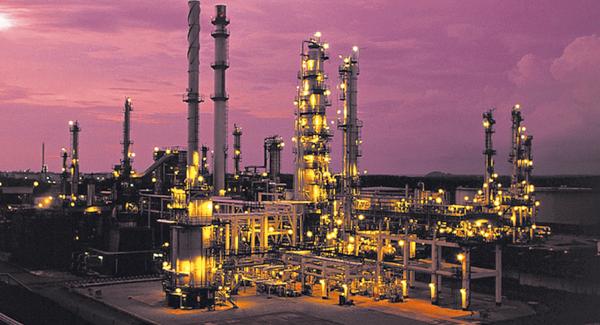 chemische industrie rotterdam